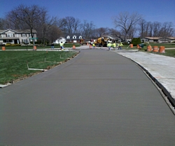 Concrete paving contractor Cleveland, Mentor, Solon, South Euclid, Euclid, Wickliffe, Willoughby, Beachwood, Mayfield, Strongsville, Bedford, Lyndhurst, Westlake, Chardon